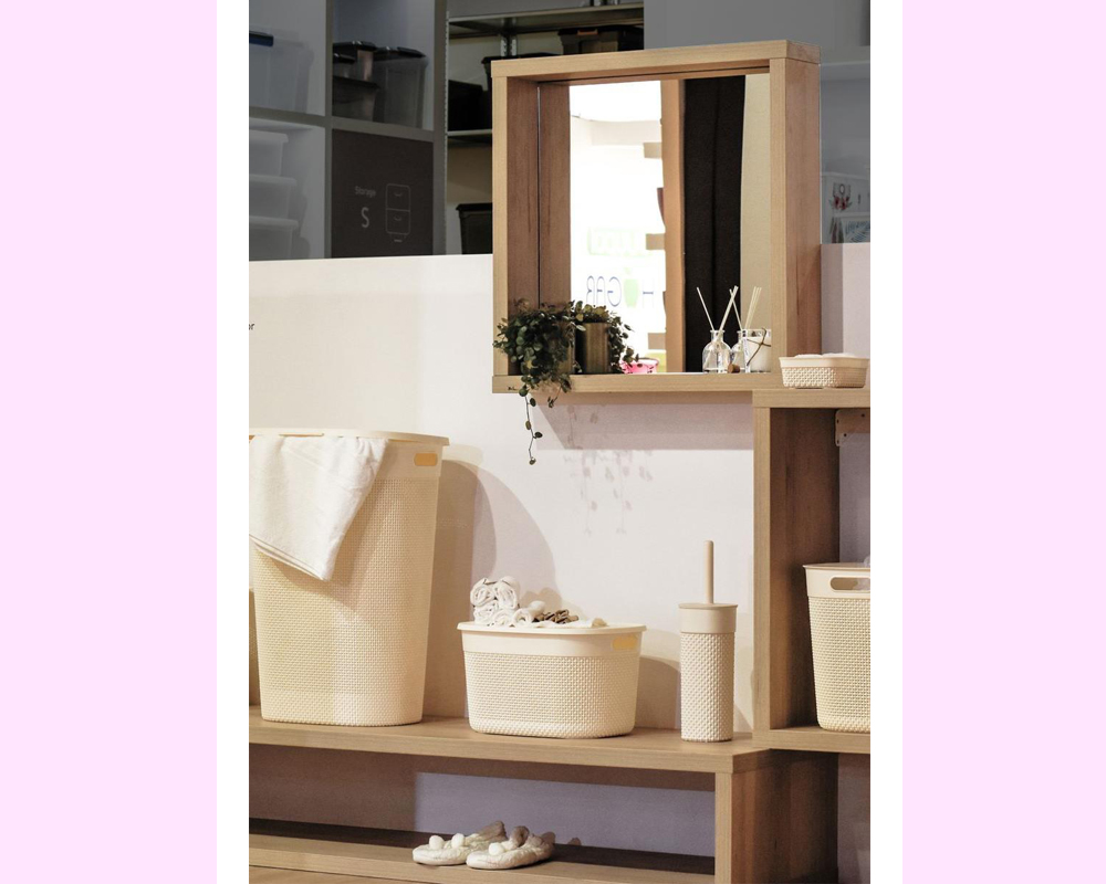 Kis Jump in the art of organizing your bathroom | gallery 6