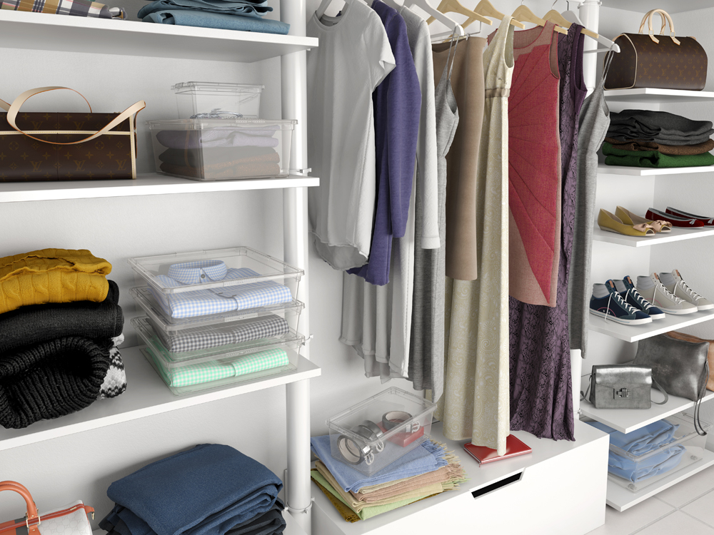 Kis Ideas pequeñas para almacenar sus accesorios | gallery 4