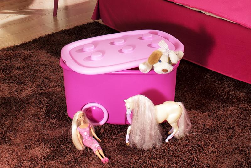 Kis Comment organiser la chambre d'une fillette | gallery 0