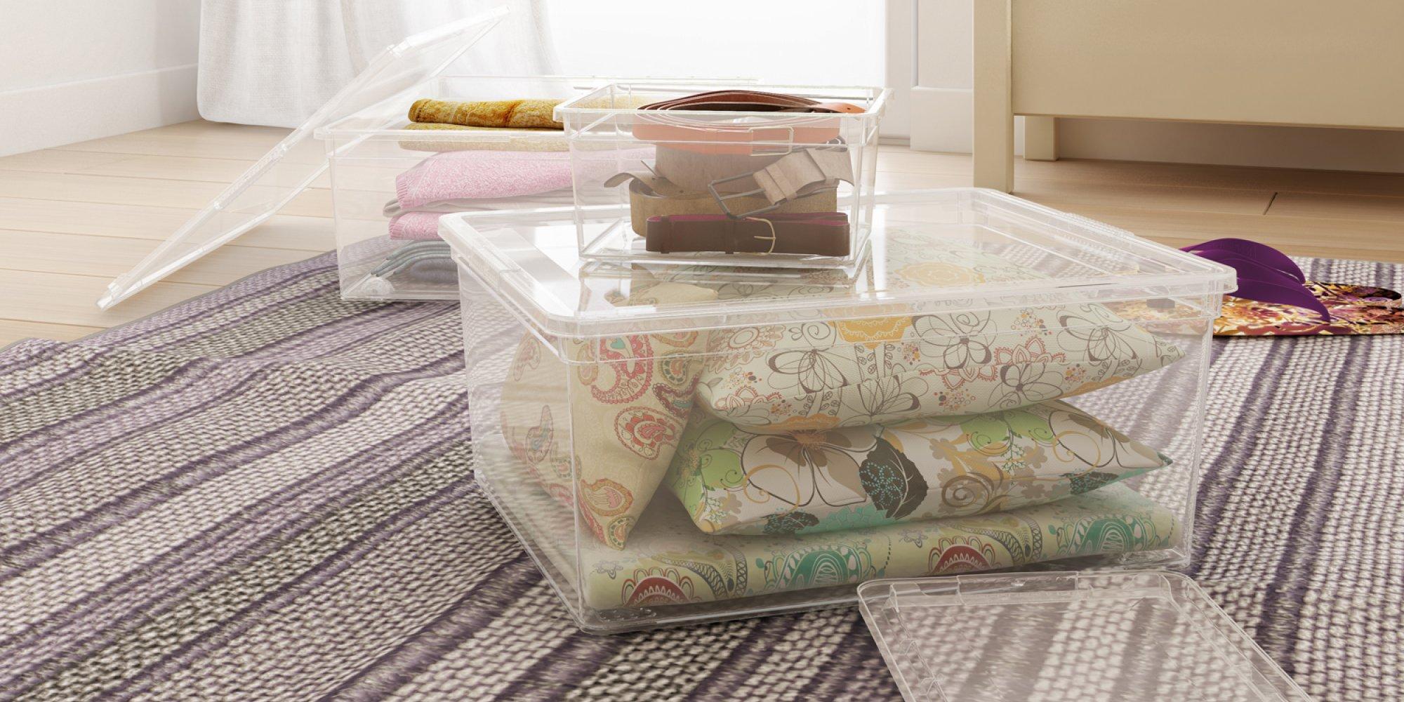 Kis 5 étapes faciles à désencombrer votre armoire avant vente-achats | gallery 5