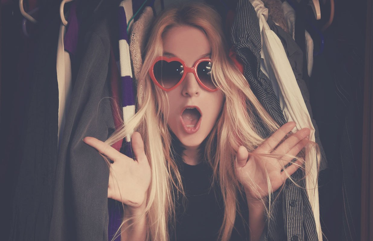 5 semplici mosse per riordinare l'armadio durante i saldi