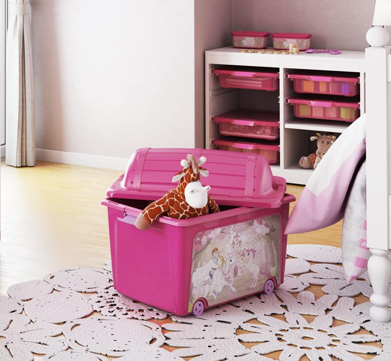 Kis Come organizzare la cameretta di una bambina | gallery 4