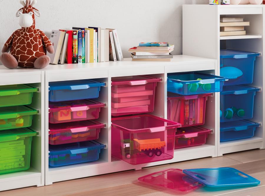 Kis Come organizzare la cameretta di una bambina   gallery 8