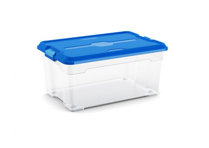 variante Blu/Trasparente